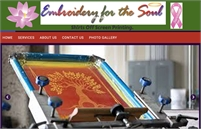 Embroidery, Screen Printing, Alternations, Custom Sewing, Quilting Services