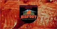 Bigfoot Smoked Products, Steves Hot Smoked Cheese & Salmon