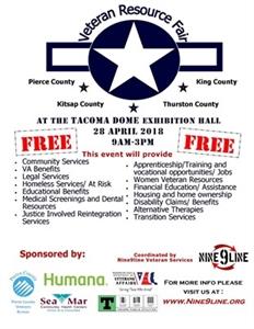The 6th Annual Veterans Resource Fair