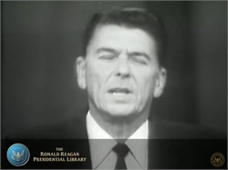 """A Time for Choosing"" by Ronald Reagan"